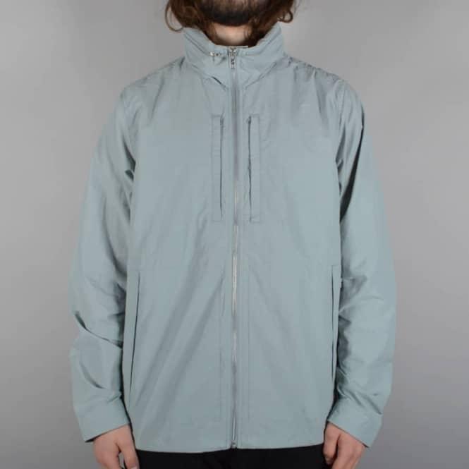 ad0d5ac9809e Palace Skateboards Schaket Jacket - Light Grey - SKATE CLOTHING from ...