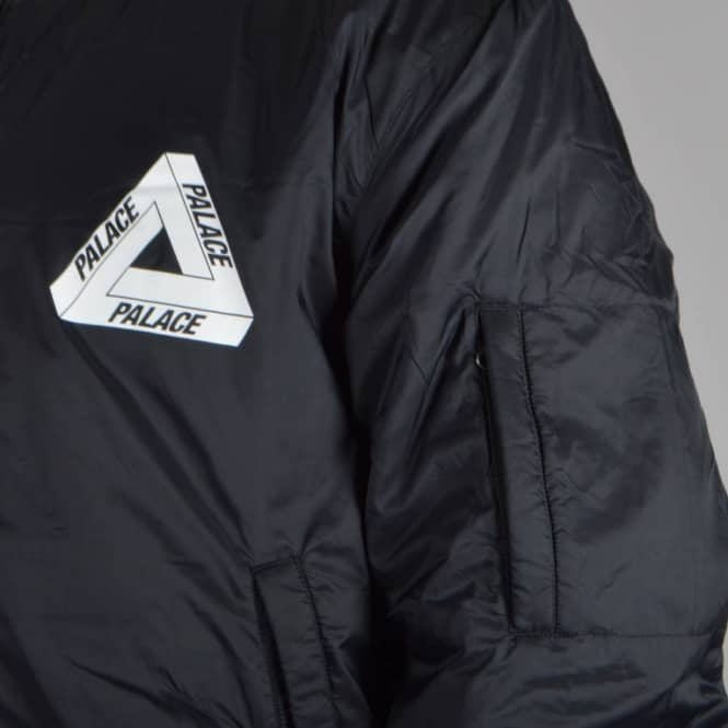 2fd5d3667 Thinsulate Bomber Jacket - Black