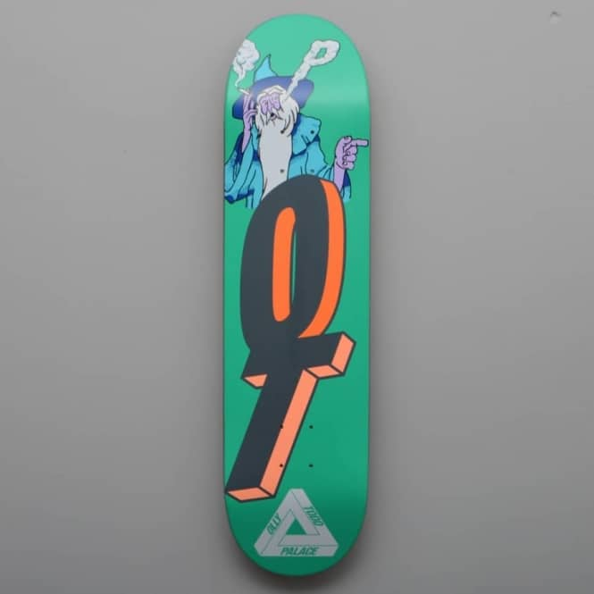 1b7afbe8f7 Palace Skateboards Todd Pro Ferg Skateboard Deck 8.0