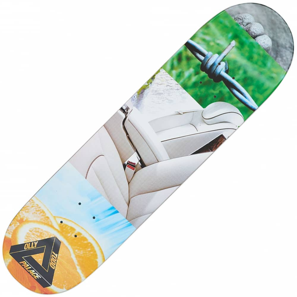 ed0a1c5db0 Palace Skateboards Todd Pro-S2 Skateboard Deck 8.0