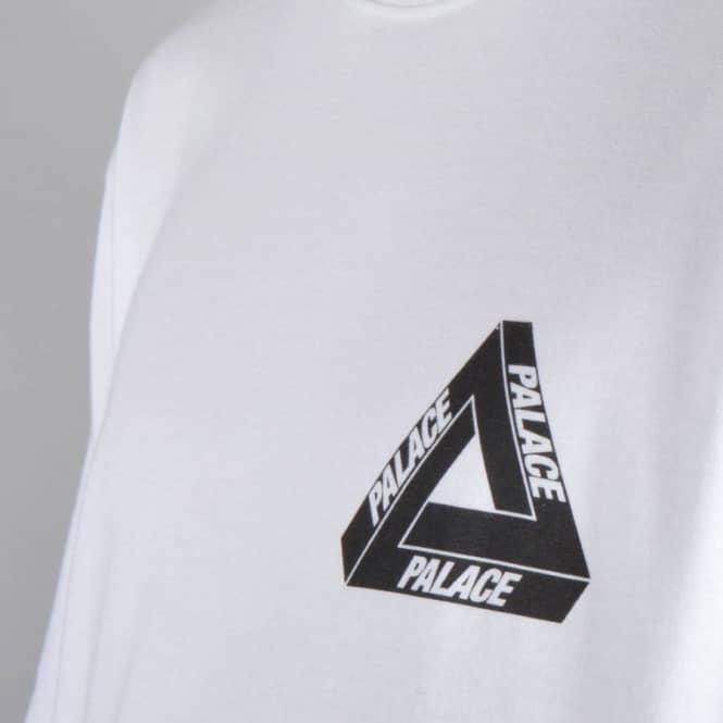 81d93371fff2 Palace Skateboards Tri-Wild Skate T-Shirt - White - Skate T-Shirts ...