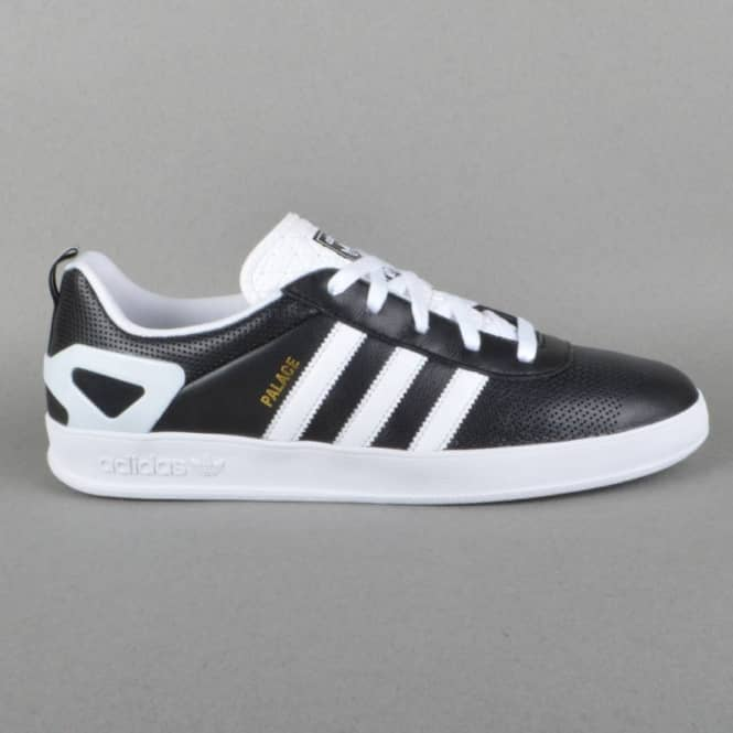 7ee7bb4dcbe6 Palace Skateboards x Adidas Originals Palace Pro Shoes - CBLACK ...