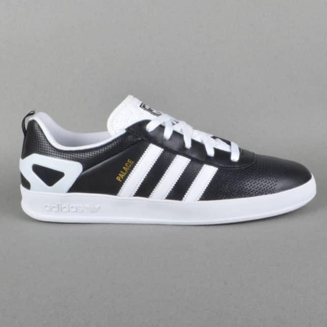 67c65a97610a ... czech x adidas originals palace pro shoes cblack ftwwht goldmt d6984  efefa