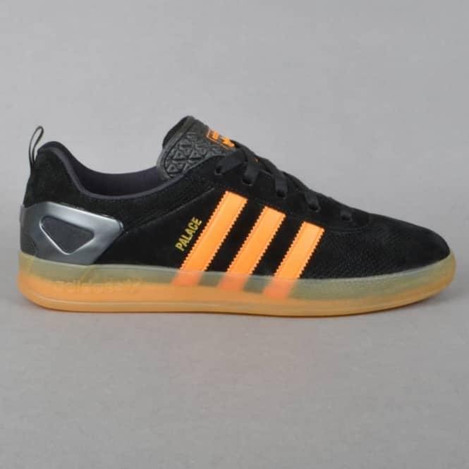 new product 96d84 6f723 x Adidas Originals Palace Pro Shoes - Pro BlackOrange