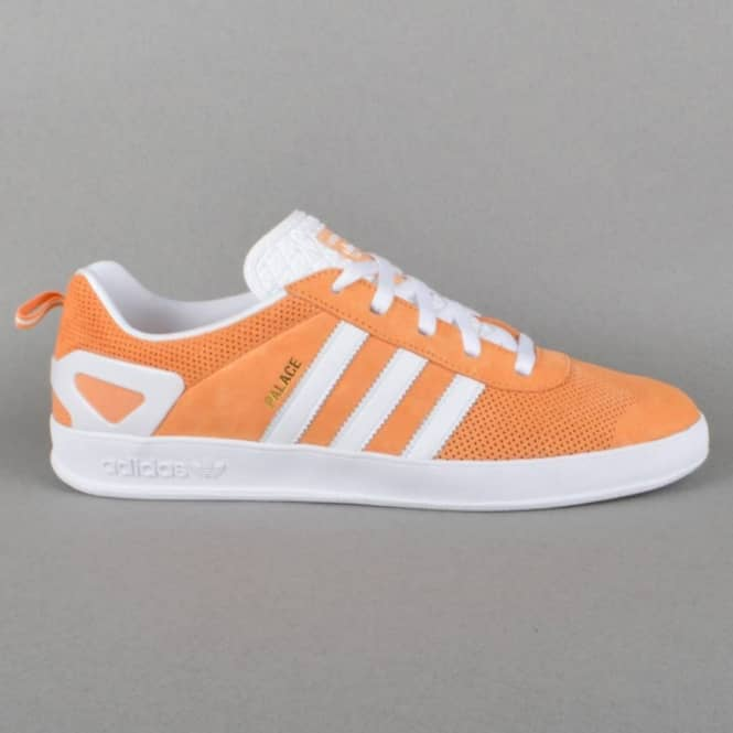 2bb9a3c13f10 Palace Skateboards x Adidas Originals Palace Pro Shoes - PUMKIN ...