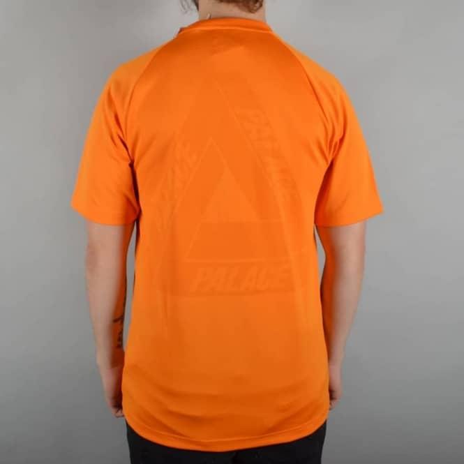 c120d59708c2 Palace Skateboards x Adidas Originals Palace SSL Tee Shirt - Orange/Orange