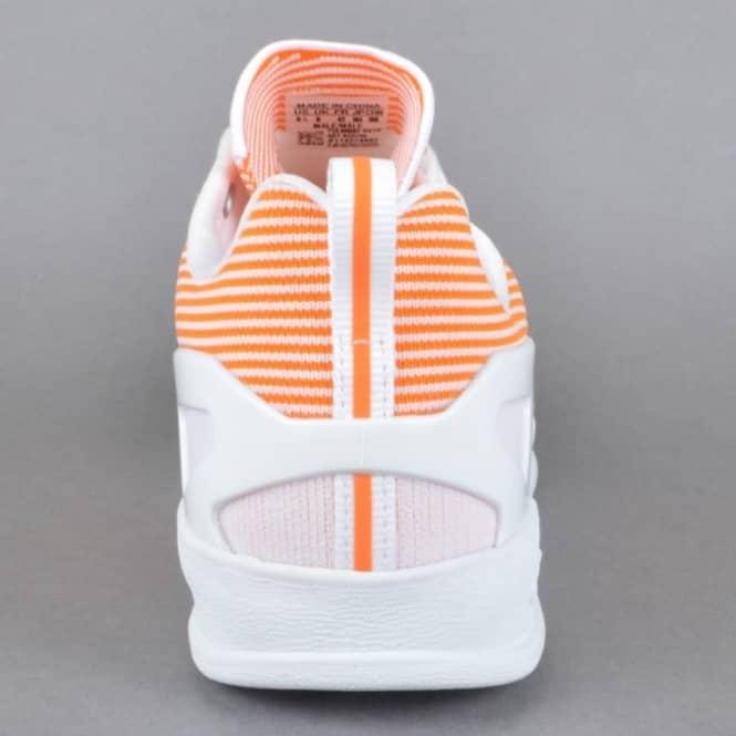 Palace Skateboards x Adidas Originals Pro Primeknit Shoes WhiteOrange
