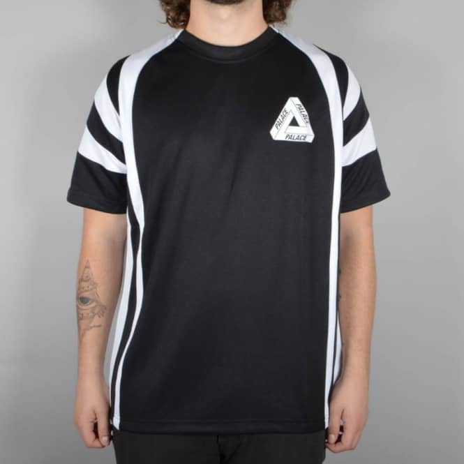 60d511208270 Palace Skateboards x Adidas Originals Tee Shirt - Black White ...