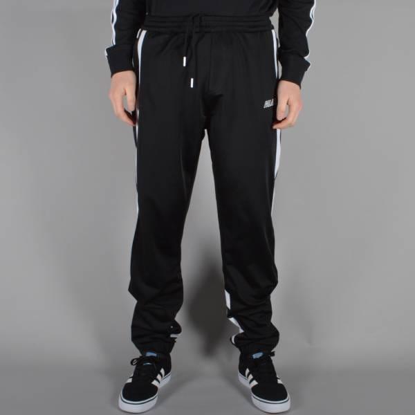 Palace Skateboards x Adidas Originals Track Pant 2 - Black White ... 4c84dae6db31