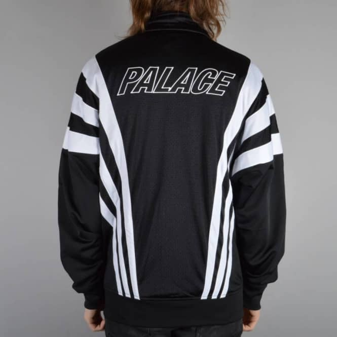 x Adidas Originals Track Top 2 BlackWhite