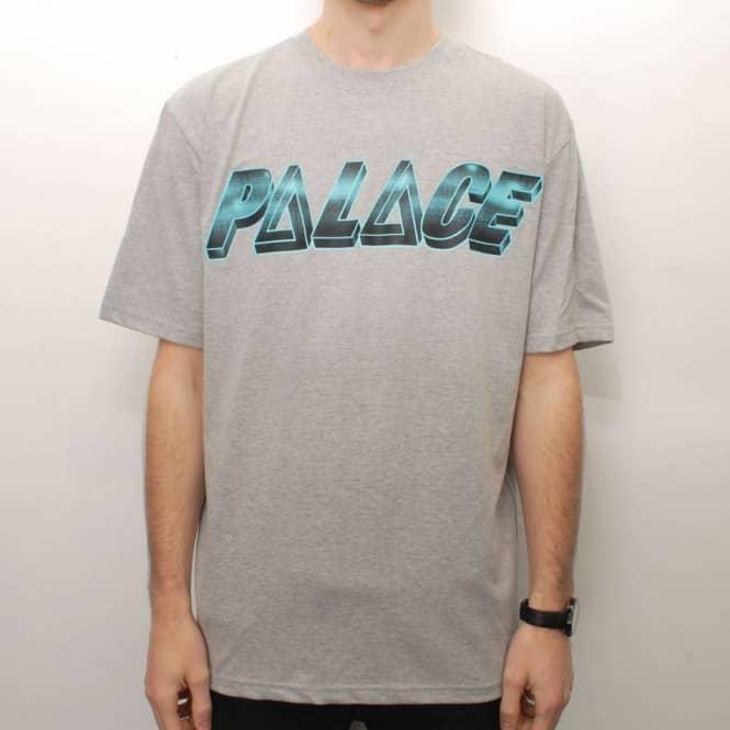 3d55d5da2974 Palace Skateboards Palace Tri-Ferg Pyramids Iced Out Skate T-Shirt ...