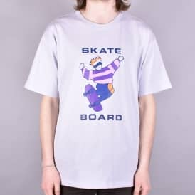 Paul Skate T-Shirt - Xenon Blue