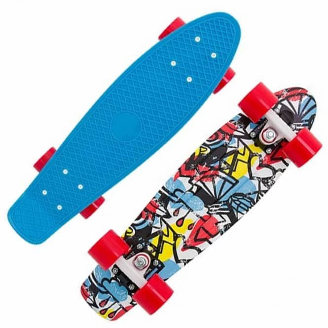 Penny Skateboards Comic Fusion Cruiser Complete 22''
