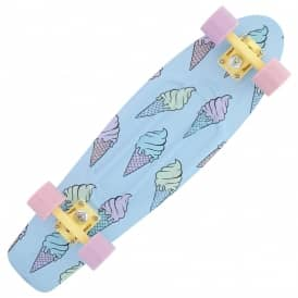 Penny Skateboards Ice Scream Glow In The Dark Penny Nickel Skateboard 27""