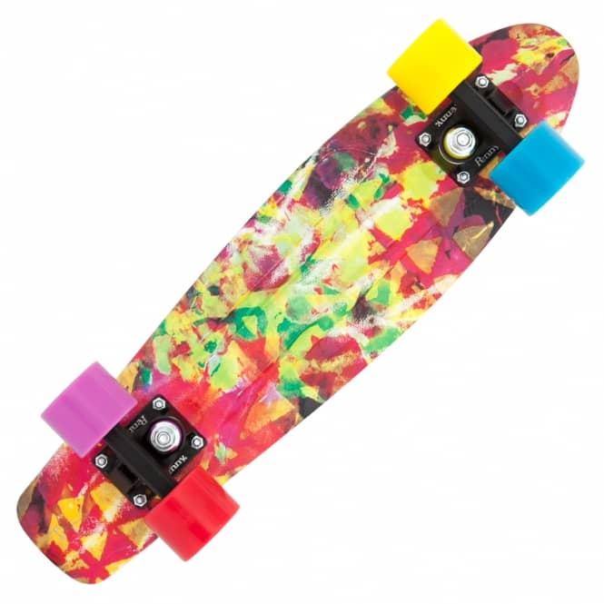 Penny Skateboards Kaleidoscope Penny Cruiser Skateboard 22