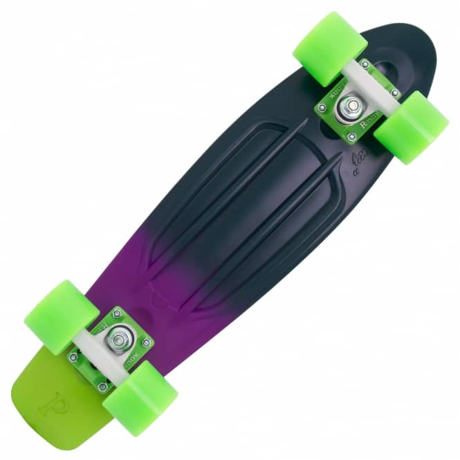 Penny Skateboards Neon Shadow Penny Cruiser Skateboard 22