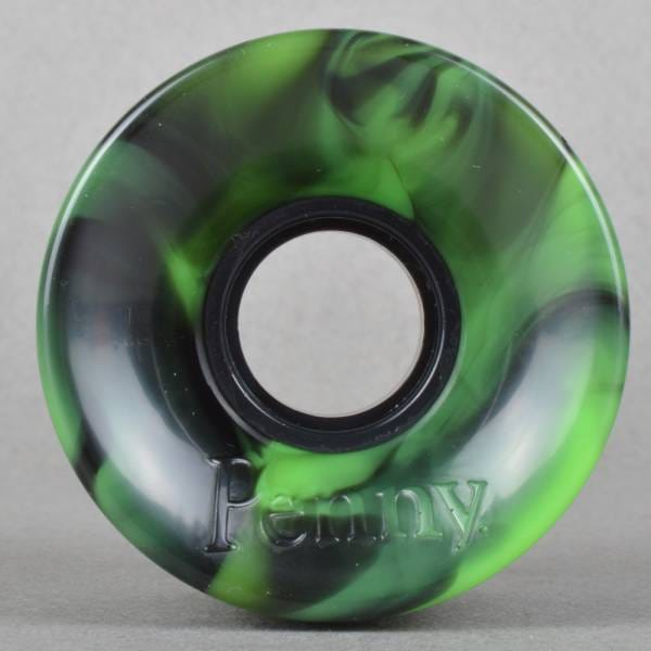 Penny Skateboards Penny Cruiser 79a Green Black Marble