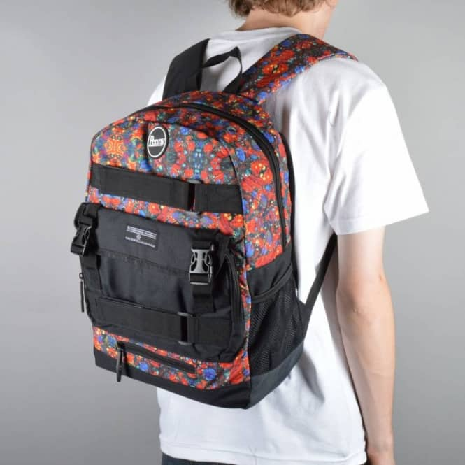 c5d7182056f7 Penny Skateboards Pouch Backpack - Splatter - ACCESSORIES from ...