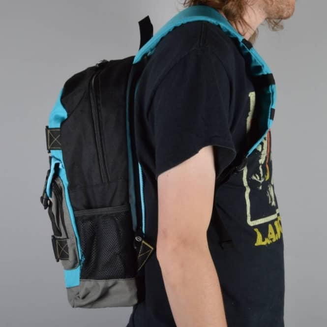 b21dd5a1cbbb Penny Skateboards Pouch Skate Backpack - Blue - ACCESSORIES from ...