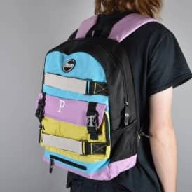 Pouch Skate Backpack - Pastel 15
