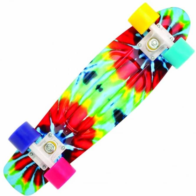 Penny Skateboards Tie Dye Nickel Complete Skateboard 27