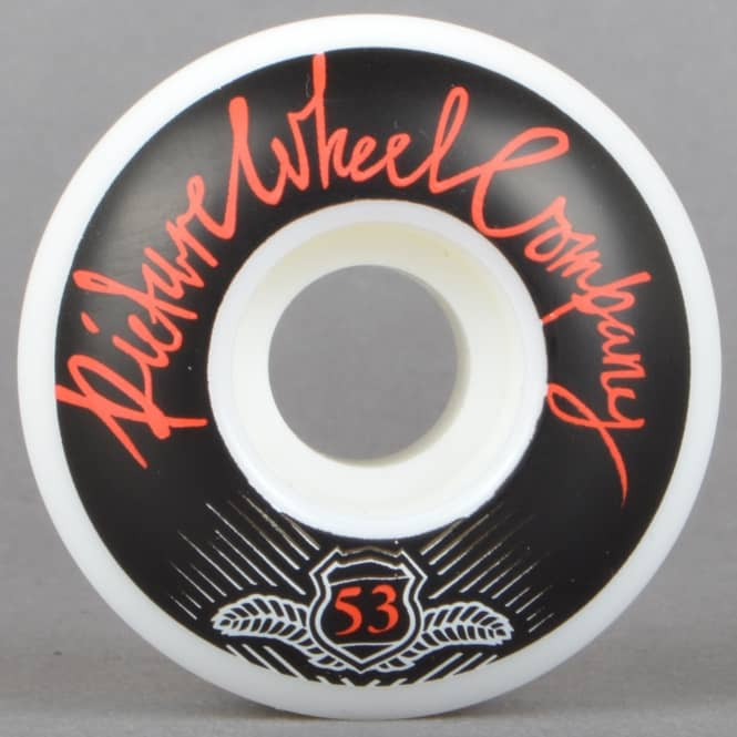 Picture Wheel Company Picture POP Skateboard Wheels 53mm