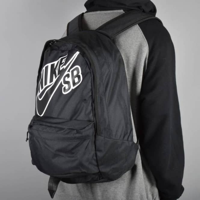 Nike SB Piedmont Backpack - Black/Black/Black