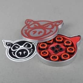 Pig Abec 5 Skateboard Bearings
