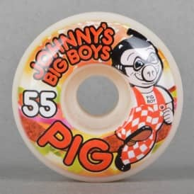 Layton Johnny's Big Boys Skateboard Wheels 55mm