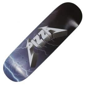 Metal Skateboard Deck 8.5""
