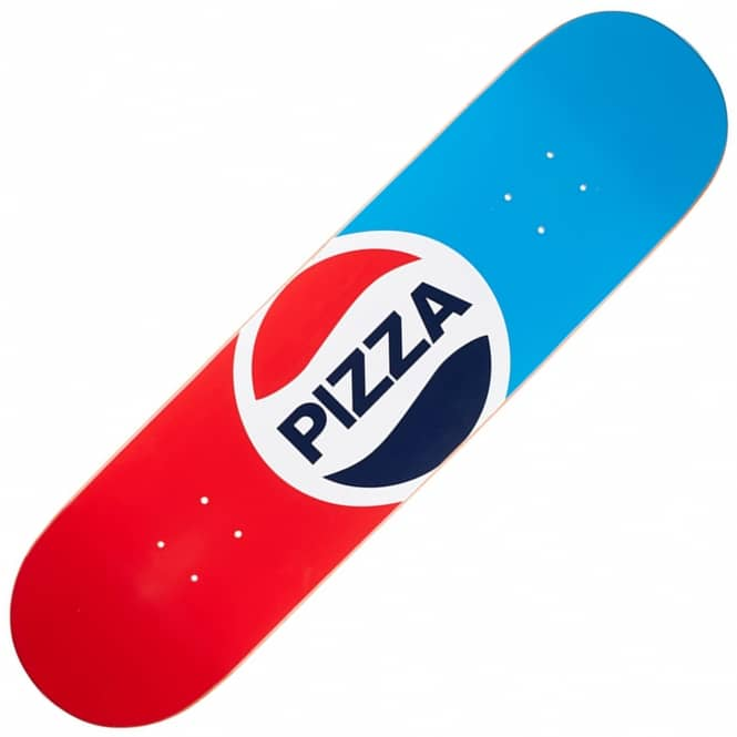 Pizza Skateboards Pepzi Skateboard Deck 8.25