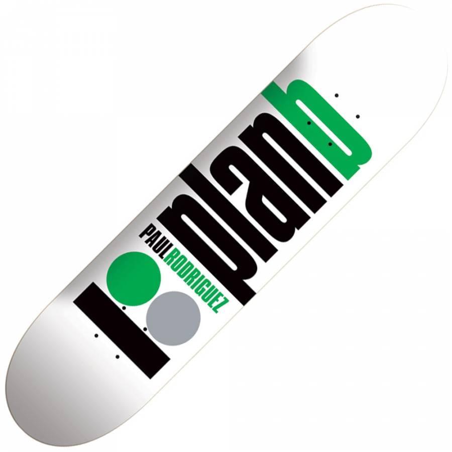 """Plan B Skateboards Plan B Public PRod Deck 7.75"""" - Plan B ..."""