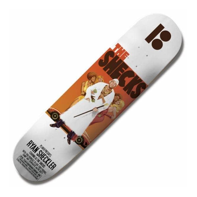 Plan B Skateboards Plan B Ryan Sheckler Action Flick ...
