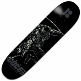 Plan B Skateboards Cole Darkness BLK ICE Skateboard Deck 8.25""