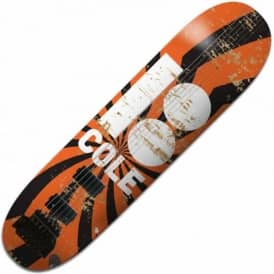 Plan B Skateboards Cole Hipnosis Pro.Spec Skateboard Deck 8.5""