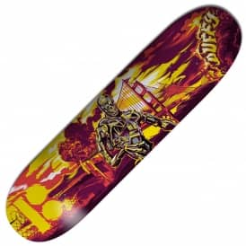 Plan B Skateboards Duffy D-800 Pro.Spec Skateboard Deck 8.375""