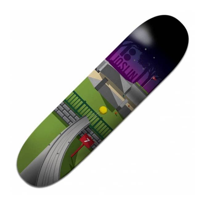 Plan B Skateboards Joslin The DOE ProSpec Skateboard Deck 8.125''