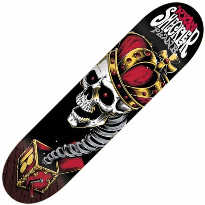 Plan B Skateboards Plan B Ryan Sheckler King Skateboard ...