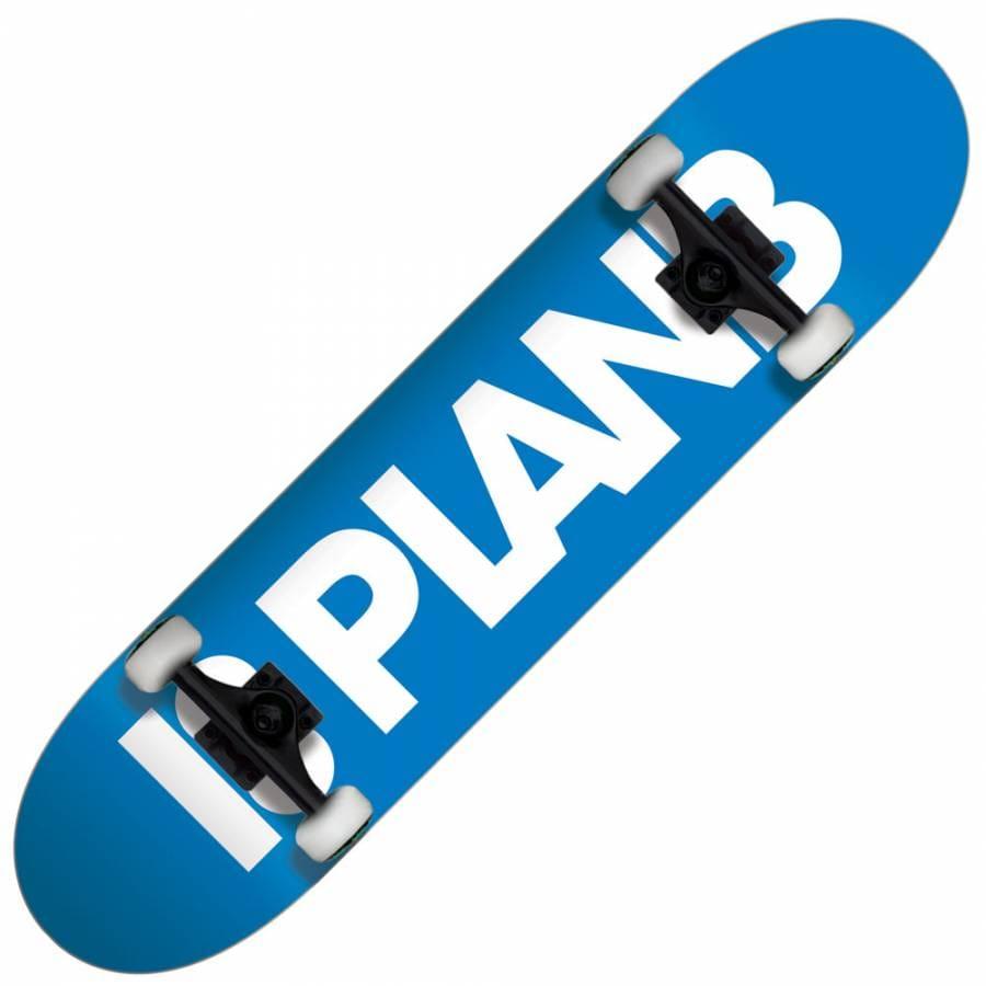 Plan B Skateboards Plan B Team Standard Issue Complete ...