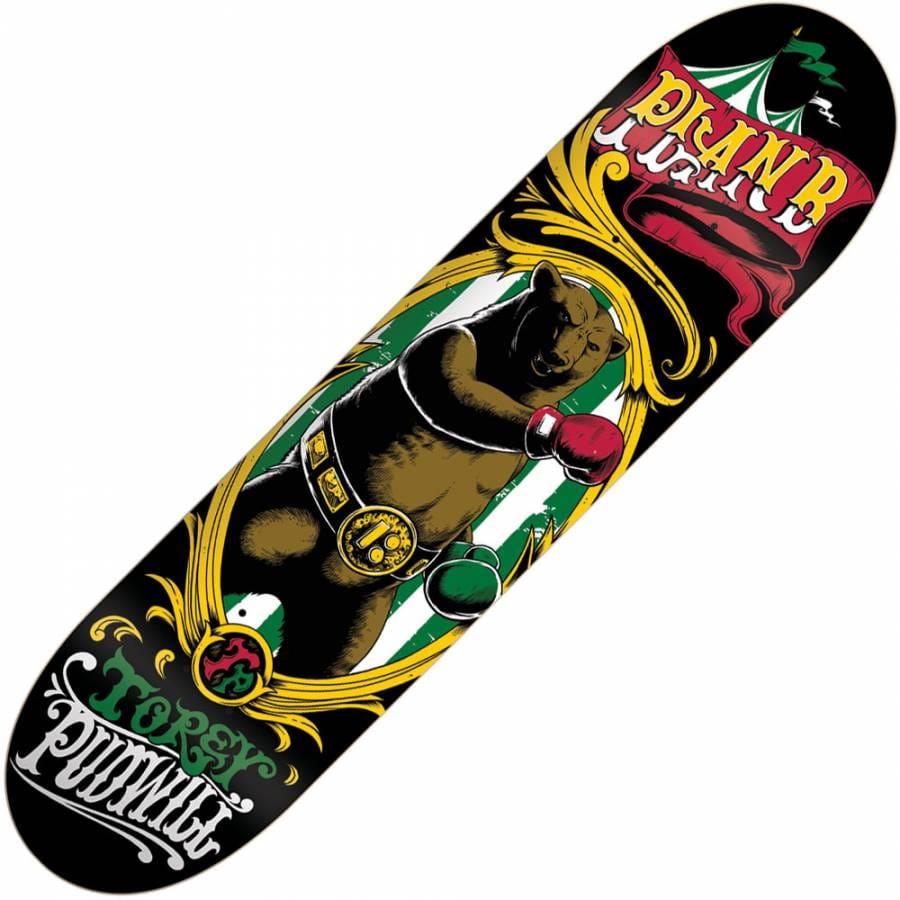 Plan B Skateboards Plan B Torey Pudwill Southpaw ...
