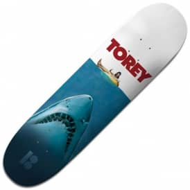 Plan B Skateboards Pudwill Chomp Pro.Spec Skateboard Deck 8.0""