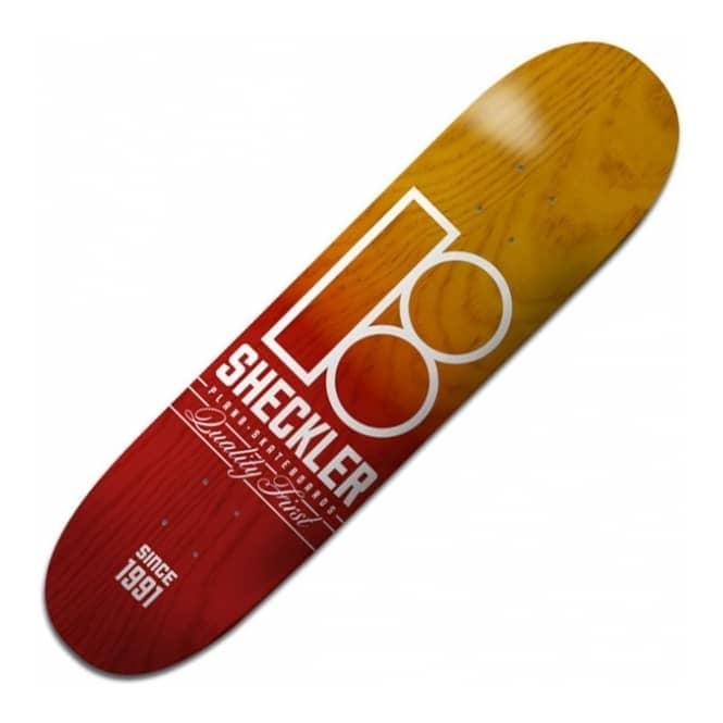 Plan B Skateboards Sheckler Split Pro.Spec Skateboard Deck ...