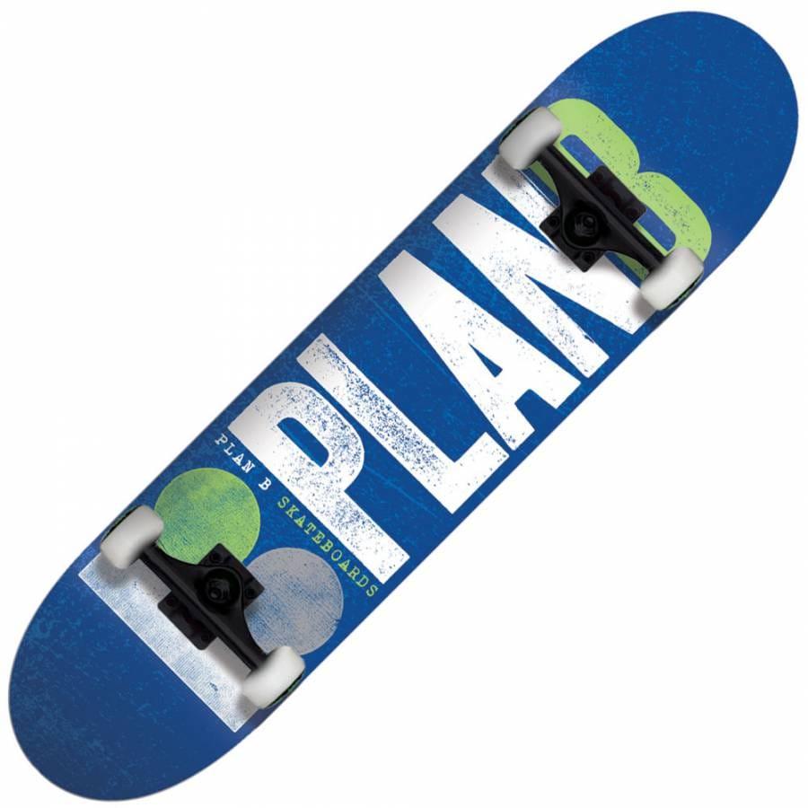 Plan B Skateboards Plan B Team OG Logo Complete Skateboard ...