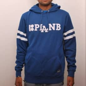 Plan B Skateboards Plan B Wrigley Hooded Top Royal Blue