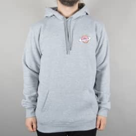 Planet Donut Pullover Hoodie - Heather Grey