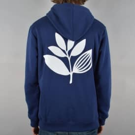 Plant Pullover Hoodie - Navy