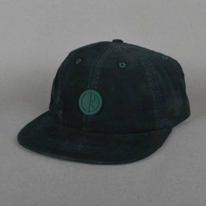 53154178684 Polar Skateboards Corduroy Cap - Botanical Green - SKATE CLOTHING ...