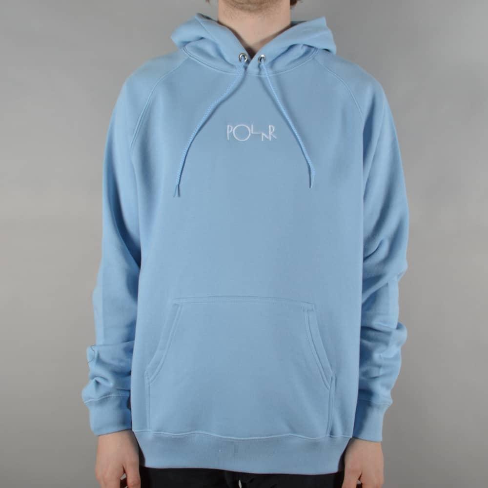 a4c33689475 Polar Skateboards Default Pullover Hoodie - Powder Blue