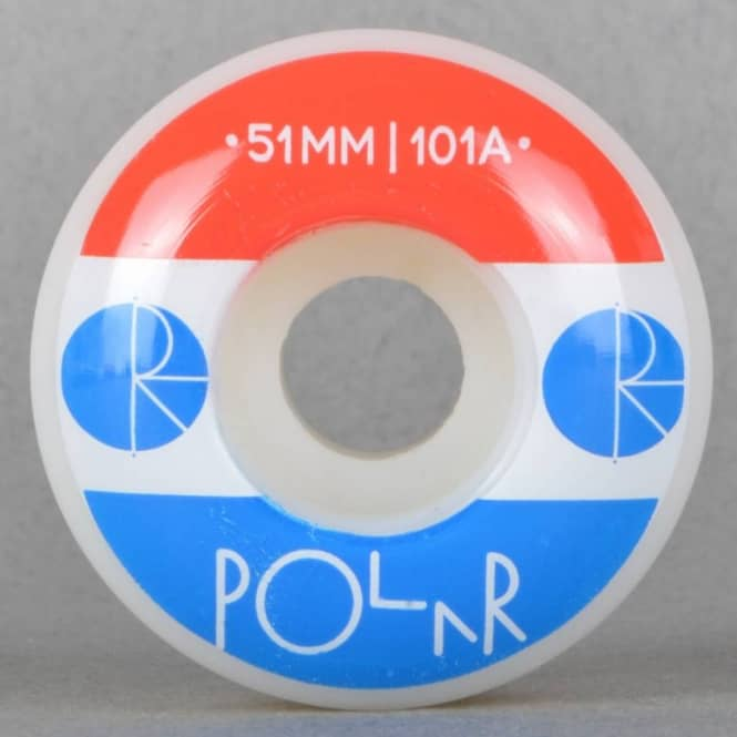 Polar Skateboards Fill 101A Skateboard Wheels 51mm