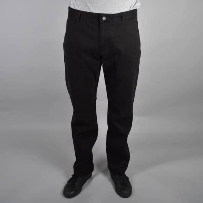 Polar Skateboards Polar Chino Pants - Black